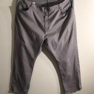 Buffalo grey pants 56w30L